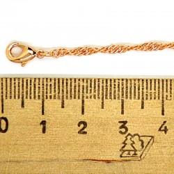 Браслет мм змейка 0,2х20 см М10