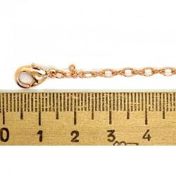 Браслет мм кольца 0,3х20 см М11