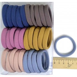Резинка эластичная 4,5 см тмн (1 уп) М120