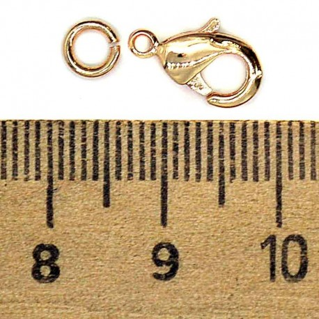 Набор замок и кольцо М49