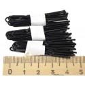 Шпилька для волос черная 5,5см 1 уп