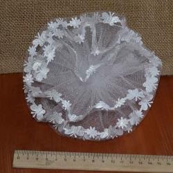 Бант объем кант бабочки цветочки ( 2 шт) М122