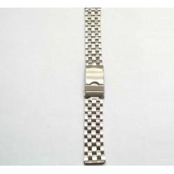 Ремень-браслет для часов хром 18мм