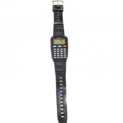 Часы наручные электронные с калькулятором