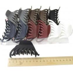 Краб с зубцами каучук цветной (1 шт)