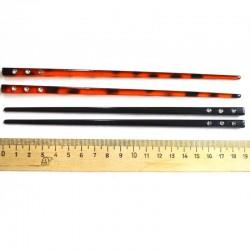 Палки для прически пластиковые (1 пара) микс