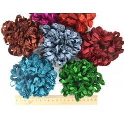 Резинка для волос петля (1 шт) микс цветов