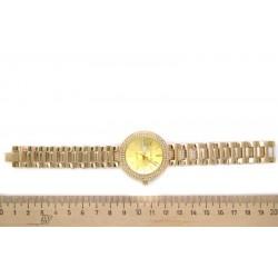 Часы МК цвет золотистый