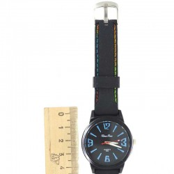 Часы EF синий