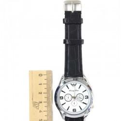 Часы НР белый циферблат