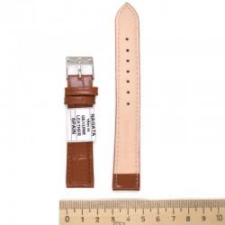 Ремень нагата 18мм коричневый