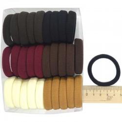 Резинка для волос тмн(30 шт)