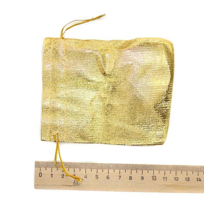 Мешок золотистый