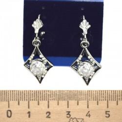 Серьги пхх модель 11 серебро