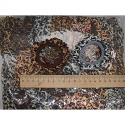 Резинка р3 рюши тигр микс пара (2 шт)