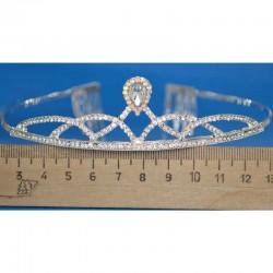 Диадема модель 21 высота 3см
