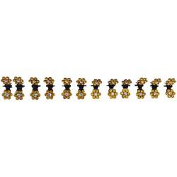 Краб желтый (12 шт)