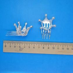 Гребень корона маленькая модель 27