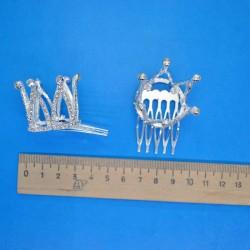 Гребень корона средняя модель 28