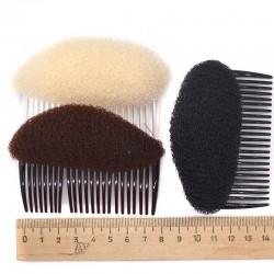 Валик гребень цвет микс (1 шт) 8см