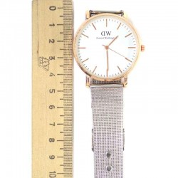 Часы на металлическом браслете 4 см М1