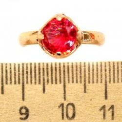 Кольцо мм М12 круг красный