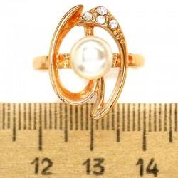 Кольцо мм М30 жемчужинка