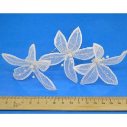Шпилька цветок лилии (3шт) М13