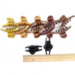 Краб золотая серия 6 см микс пара(2 шт) М64