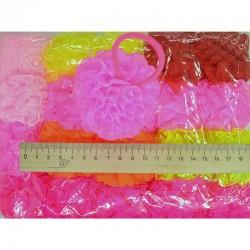 Резинка для волос шар, цвет микс пара (2шт)
