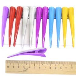 Уточка средняя 8 см цветная (1 уп) М53