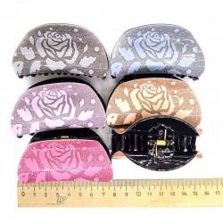 Краб фактурная роза микс 1 шт М92